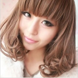 New-Arrival-BOB-Haircut-Fashion-Women-s-Wigs-Fluffy-Short-Curly-Hair-With-Bangs-Synthetic-Wigs